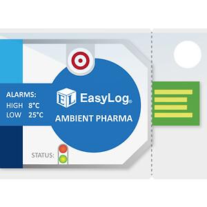 Ambient pharma datalogger