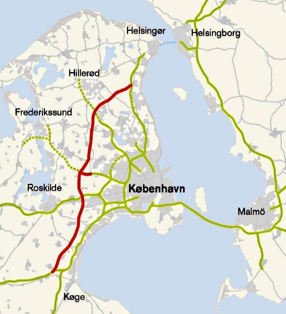 Image result for køge kort