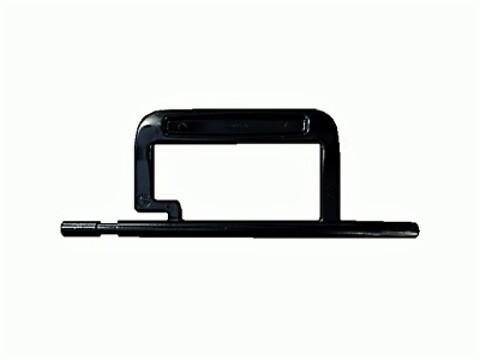 Lock handle set-black - CL285
