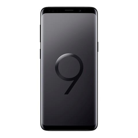Samsung Galaxy S9 64GB (Sort) - Grade C - mobiltelefon