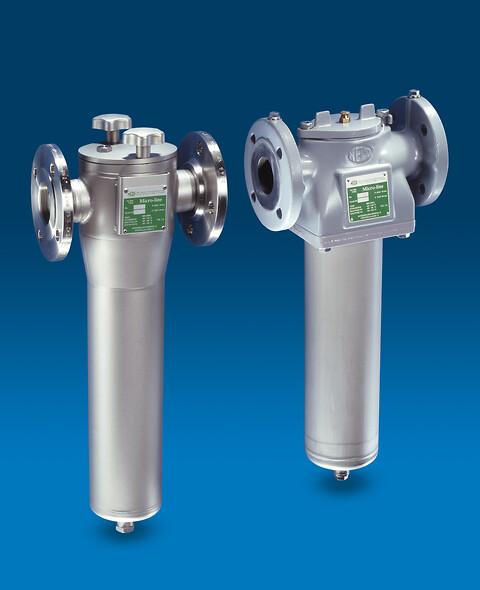 Filterposer & Filterpatroner til filtrering af væsker.