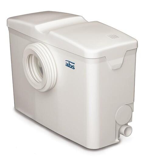 Mega Kværn for WC og håndvask i skurvogne mv. - Building Supply DK ZV23