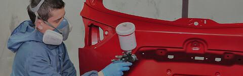 Person & Lastbil - Lakering - Scandinavia Paint Solution