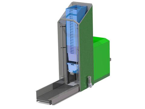 Ifco kasse dispenser og kasse rejser