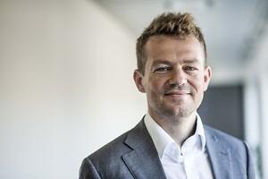 Esben Østergaard, 2021 ambassadør og keynote speaker på R-21.