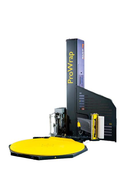 Siat ProWrap - ProWrap, SIAT, Strækfilmsomvikler, strækfilmviklere, ergonomi, pakkemaskine, palleomvikler
