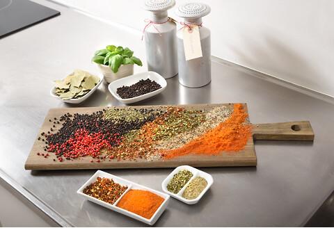 Krydderier og krydderiekstrakter