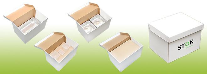 STOK Emballage menukasser