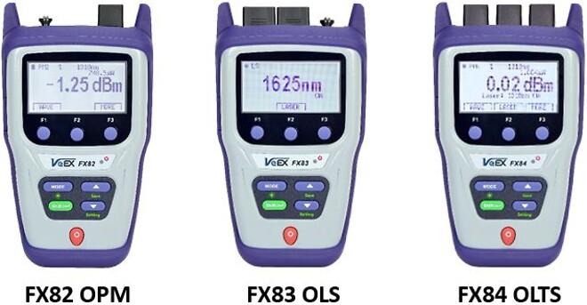 VeEX Optisk test set