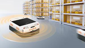 nya autonoma plattformen KMP 600 S-diffDrive