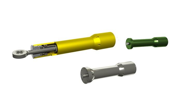 Elektriske Sylinder