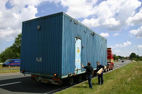 Udlejning af transportable kedelcentraler hos Chr. Møller A/S