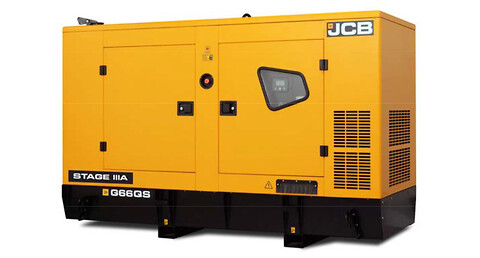JCB generator G66QS