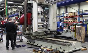 Bæredygtighed og godt købmandskab – gamle industrimaskiner får nyt liv