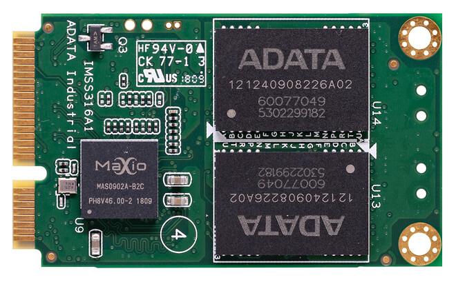 SATA III, 3D TLC, DRAM