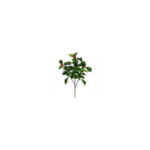 Kristtorn gren m bær, 35cm, kunstig plante