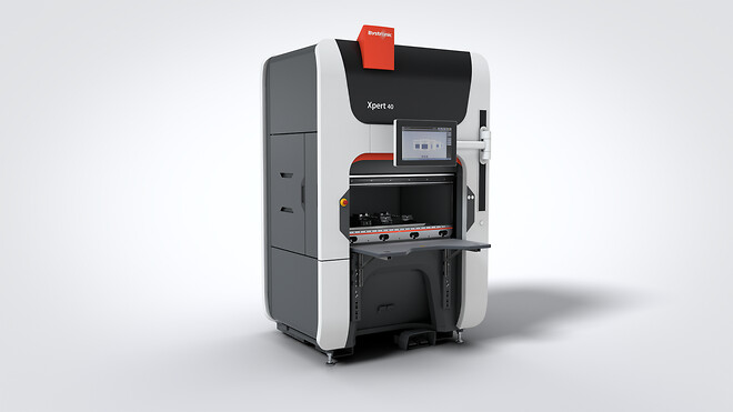 Bystronic Xpert80