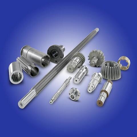 Tillverkning av In- och utvändiga splines/kilspår - Tillverkning av In- och utvändiga splines/kilspår