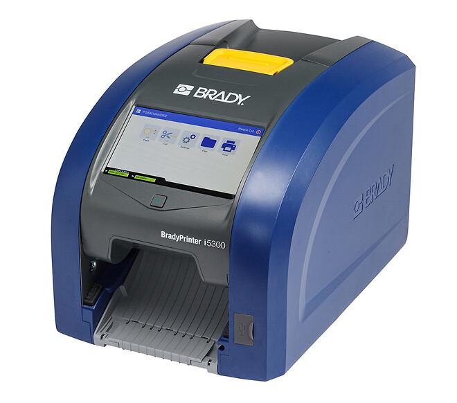 BradyPrinter i5300