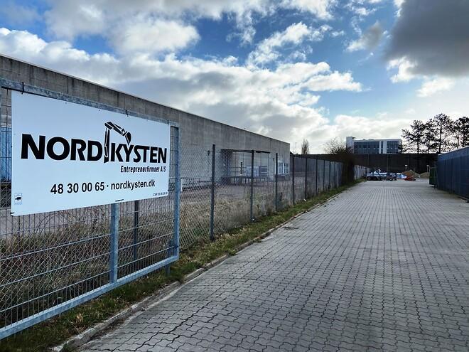 Entreprenørfirmaet Nordkysten udvider i Glostrup.