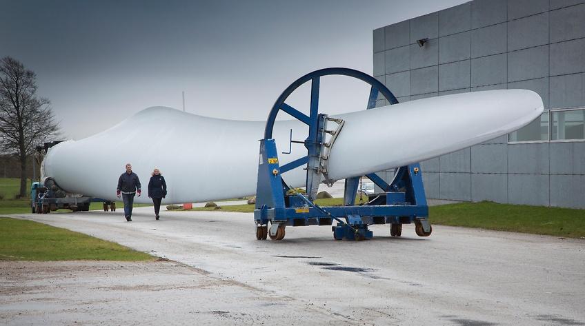 Hos LM Wind Power måler man de ansattes...
