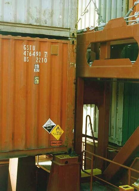 Transport af farligt gods i tørlastskibe og i færger Marstal Navigationsskole
