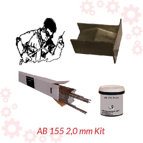 AB 155 2,0 mm Kit