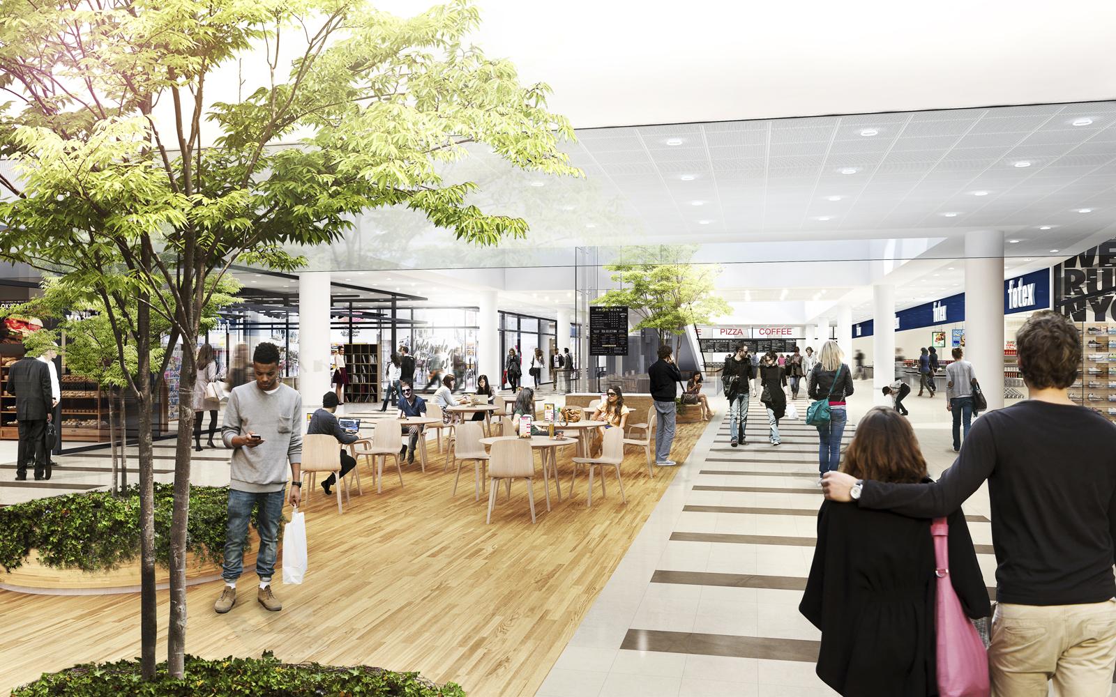 Rødovre Centrum Tæt På Udsolgt I Ny Udvidelse Retailnews