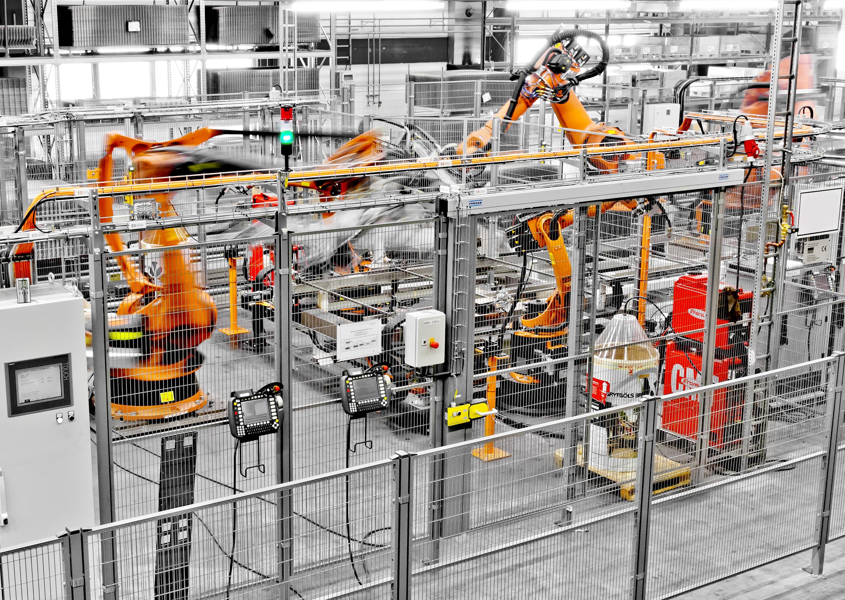 Toyota okar kapaciteten i europa