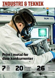 Læs Inustri & Teknik 8, 2019