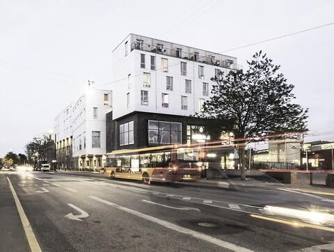 Arkitektur: Boliger, kultur, erhverv og butikker