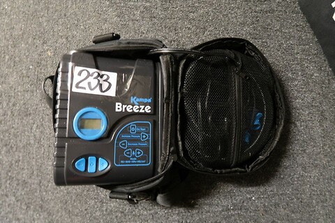 Elektriskpumpe kampa breeze 12V