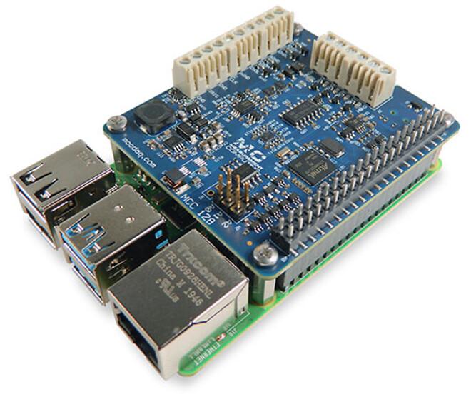 MCC 128, 16 bit,
