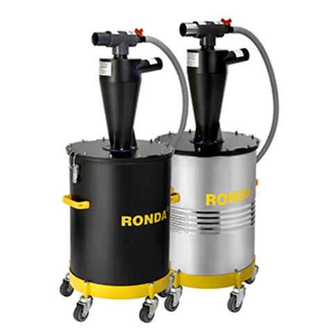Ny RONDA CF-502 forudskiller - med cykloneffekt - leveres i 2 versioner