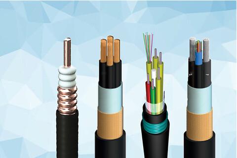 FTTA, PTTA and HTTA kabler til mobil netværk - FTTA, PTTA og HTTA kabler til mobile netværk