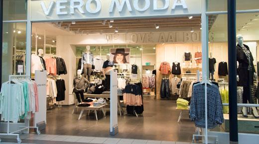 ffd844da5 Vero Moda samler ind i Snellemarkcentret - RetailNews