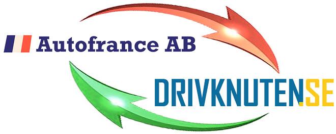 Drivknuten.se i nära samarbete med Autofrance.se