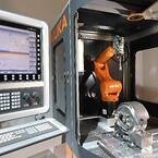 KUKA PLC.mxAutomation and milling cell