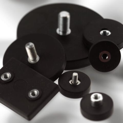 Starka gummimagneter skyddar era produkter och inredning
