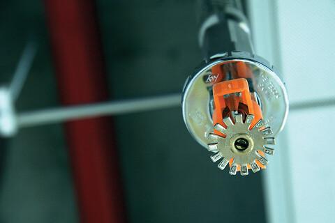 Brugerkursus: Drifts- og vedligeholdelsesansvar af automatiske sprinkleranlæg