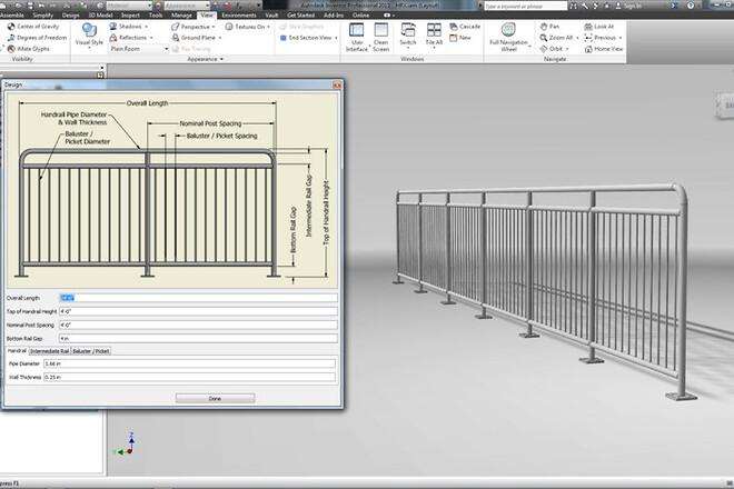 Autodesk Inventor produktkonfiguration (iLogic) kursus hos Invent A/S