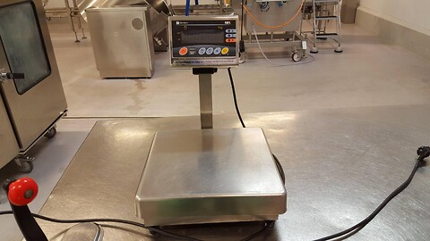 Ishida Table scale IWX-30 null