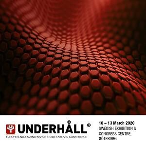 Condair udstiller på Underhåll i Göteborg d. 10-13 marts 2020