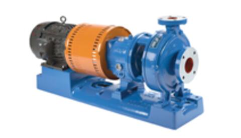 API pumper for offshore bruk fra Xylem Water Solutions