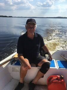 I år er det 40 år siden Mogens Pedersen kom til Nordkysten.