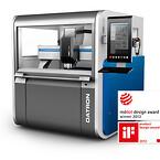 Datron m8cube - CNC Fres - Har fått Reddot Designpris