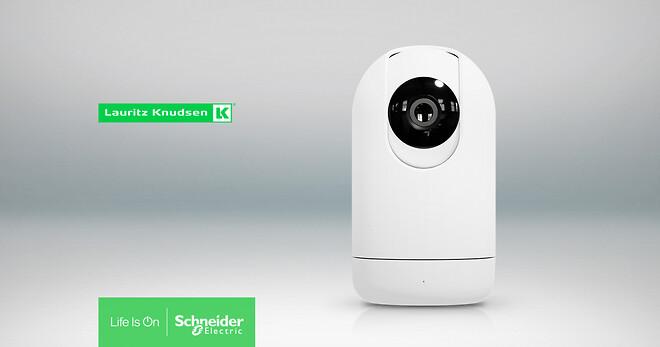 Schneider Electric lancerer Wiser indendørs IP kamera