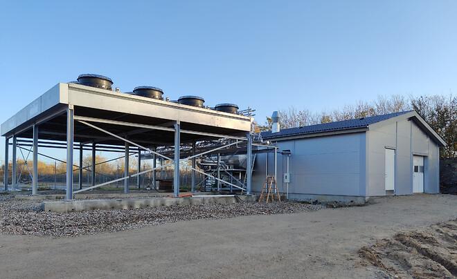 Højeffektiv elektrisk luft-til-vand varmepumpe består ydelsestest i første forsøg med høj COP.