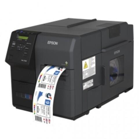 3 års på platsenservice utan extra kostnad - Epson färgetikettskrivare C7500G