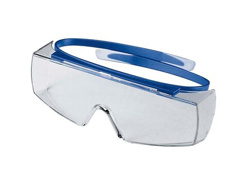 Overbrille klar linse